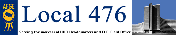 AFGE Local 476 header
